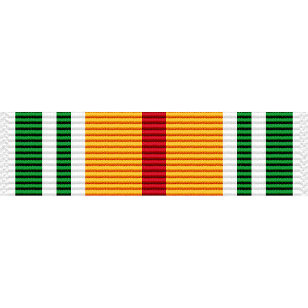 Republic of Vietnam Wound Medal Ribbon