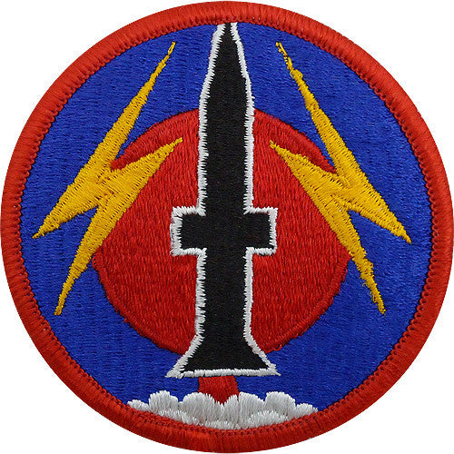 56th Field Artillery Brigade Class A Patch