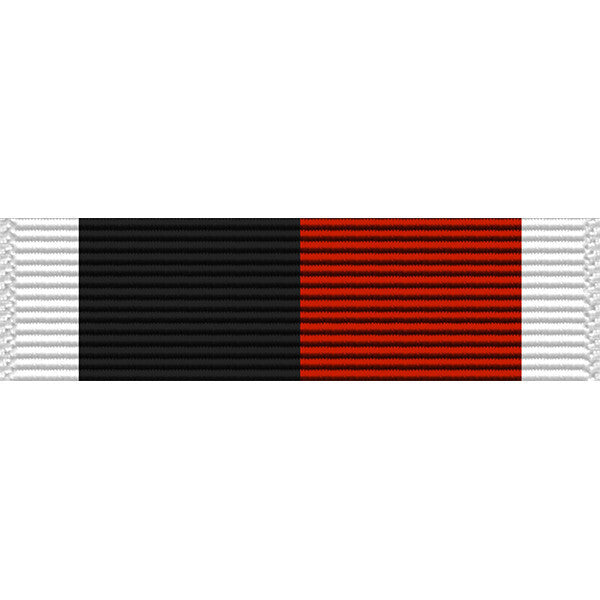 World War II Occupation Medal Ribbon - Navy