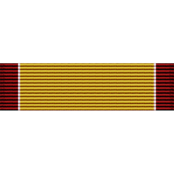 Gold Lifesaving Medal Ribbon