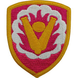 59th Ordnance Brigade Class A Patch