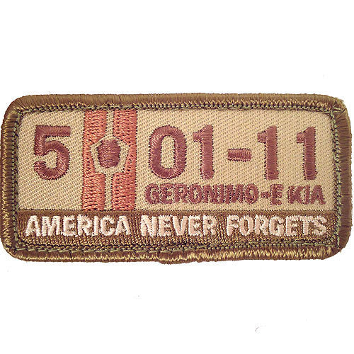 5-1-11 America Never Forgets MultiCam (OCP) Patch