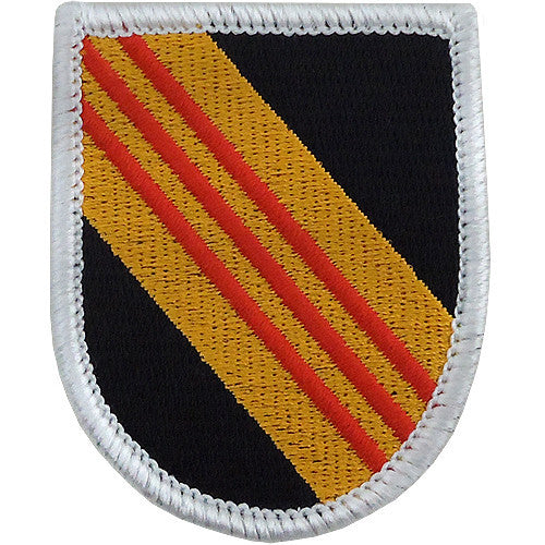 5th Special Forces Group (Old Vietnam Version) Beret Flash