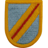 5th Squadron, 117th Cavalry Regiment Beret Flash