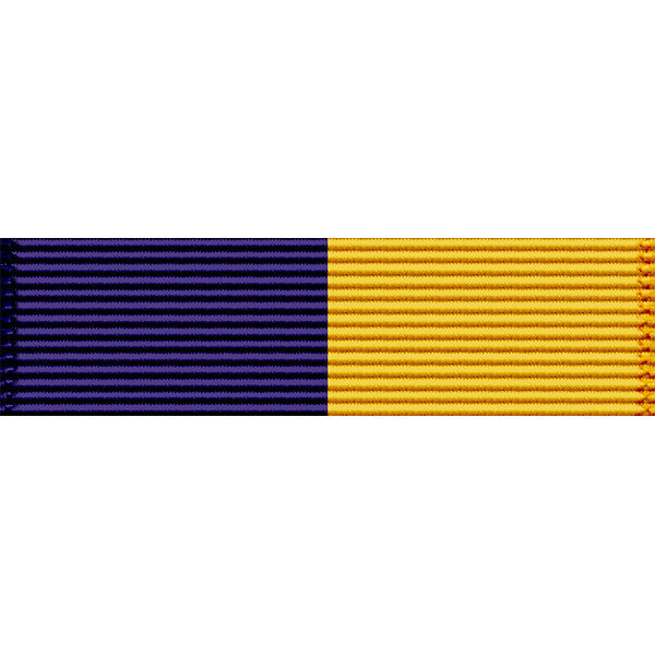 Navy Distinguished Public Service Award Medal Ribbon