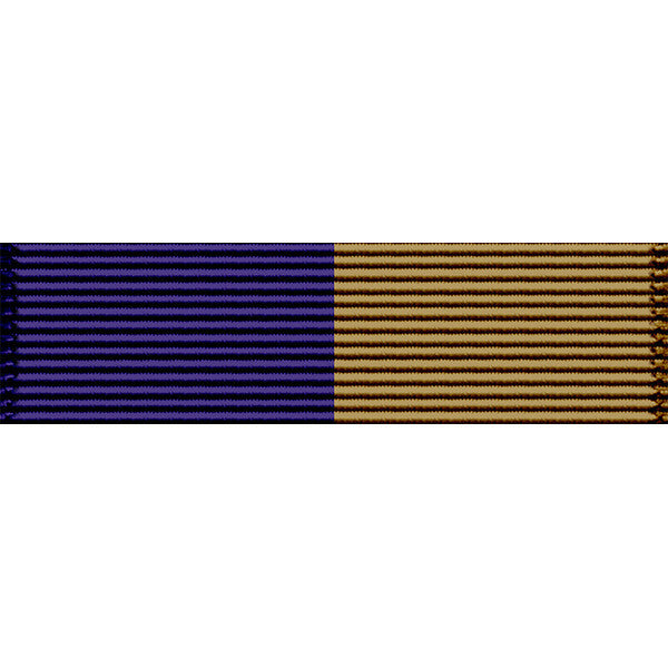 Navy Meritorious Public Service Award Medal Ribbon