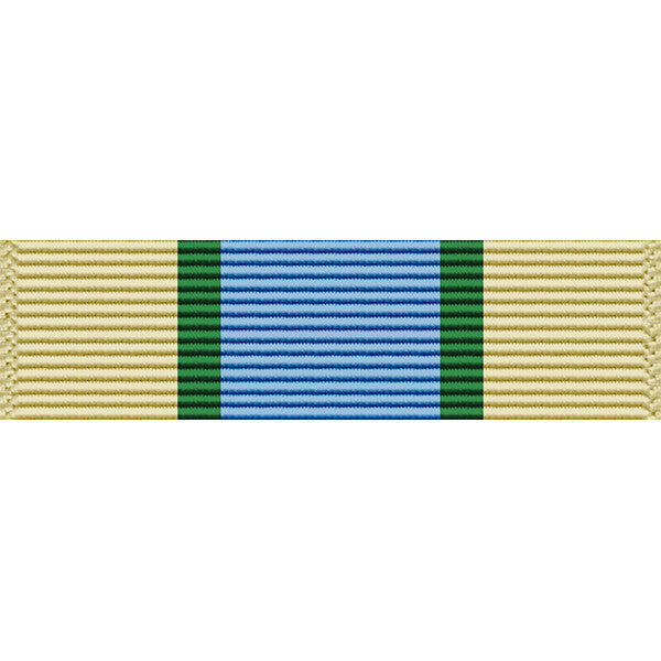 United Nations Operation in Somalia Medal Ribbon