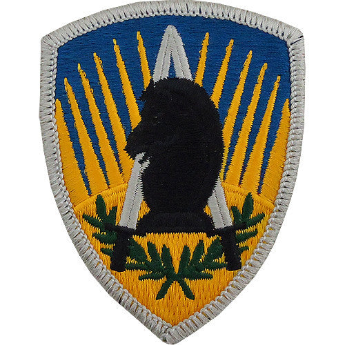 650th Military Intelligence Group Class A Patch