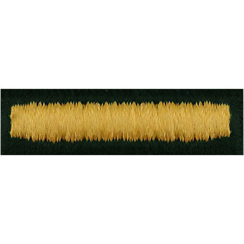 Army Overseas Service Stripe / Bars - Class A (Dress Green) - Female