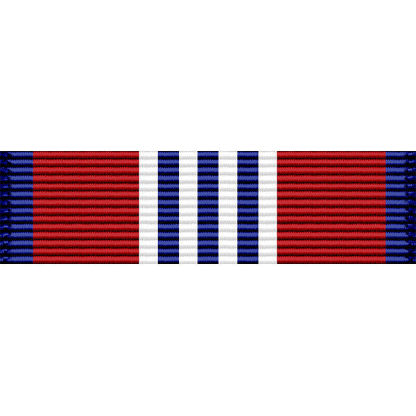 South Carolina National Guard Exceptional Service Medal Ribbon