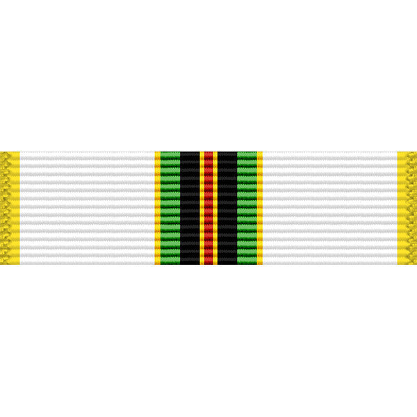 Alaska National Guard Cold War Victory Ribbon