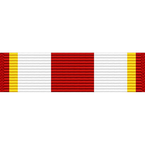 Utah National Guard Emergency Service Ribbon