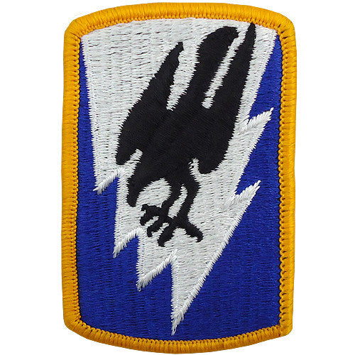 66th Aviation Brigade Class A Patch