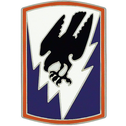 66th Aviation Command Combat Service Identification Badge