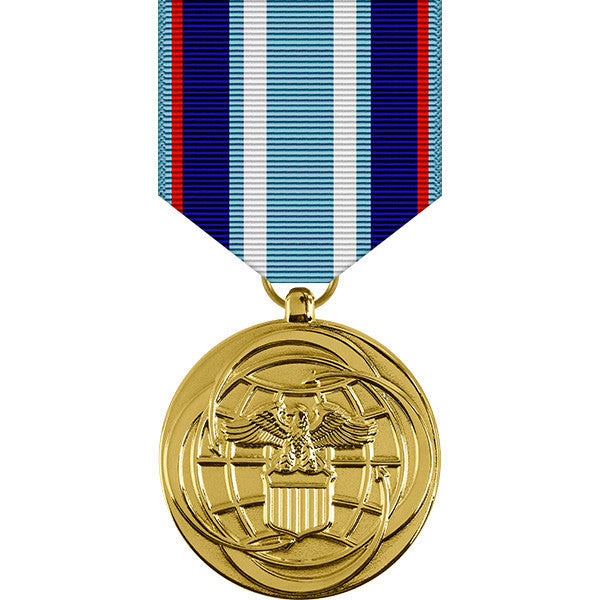 Air and Space Campaign Anodized Medal