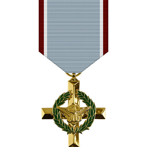 Air Force Cross Anodized Medal