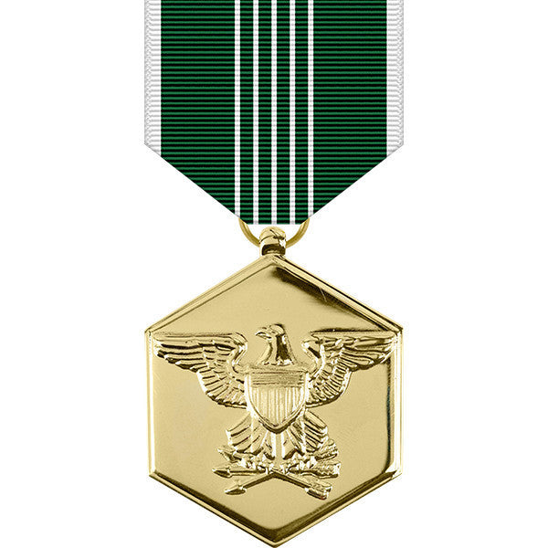 Army Commendation Anodized Medal