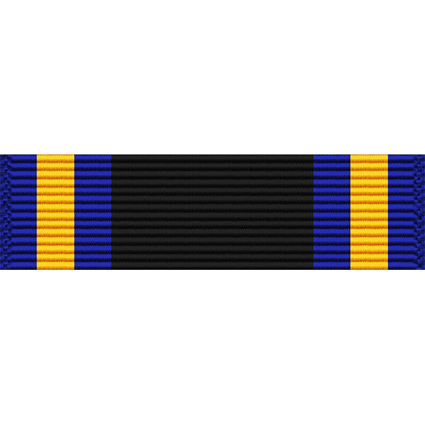 Alaska National Guard Domestic Emergency Ribbon
