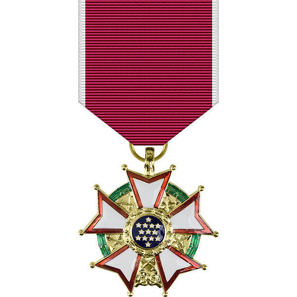 Legion of Merit Anodized Medal