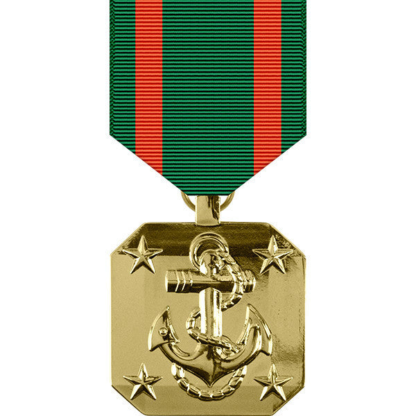 Navy & Marine Corps Achievement Anodized Medal