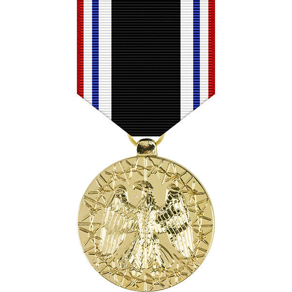 Prisoner of War Anodized Medal