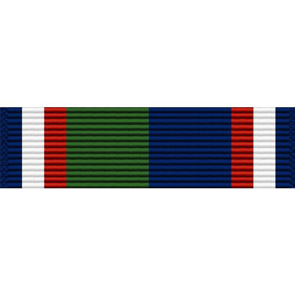 Colorado NCO Command Tour Service Thin Ribbon