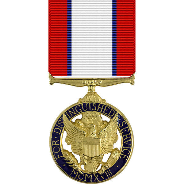 Army Distinguished Service Anodized Medal