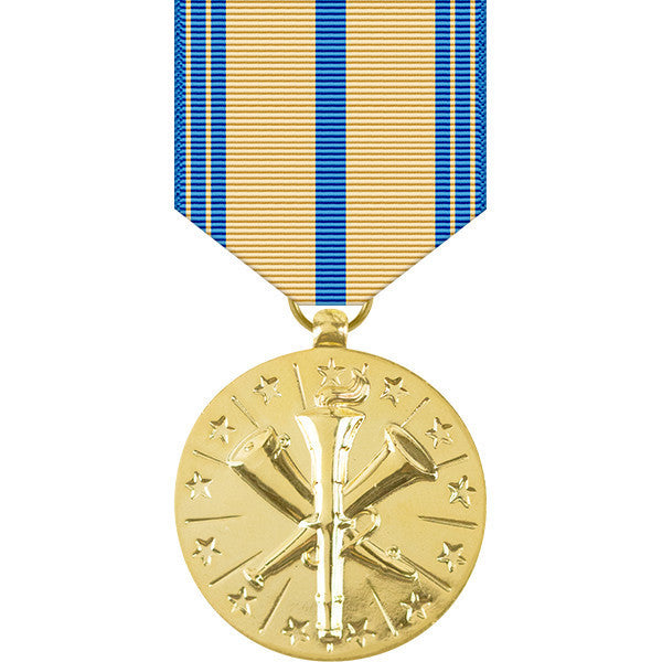 Armed Forces Reserve Anodized Medal - Coast Guard Version