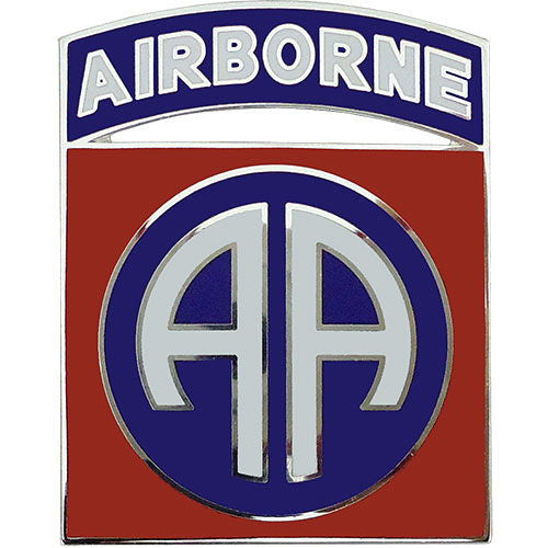 82nd Airborne Division Combat Service Identification Badge