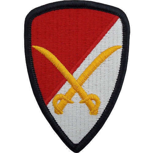 6th Cavalry Brigade Class A Patch