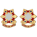 6th Army Unit Crest (Born of War)