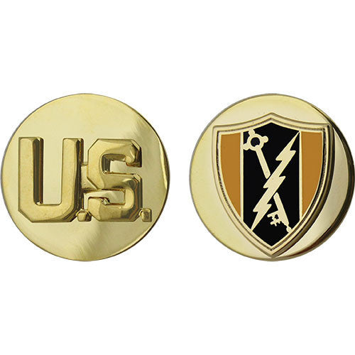 U.S. Army Electronic Warfare Enlisted - Branch Insignia