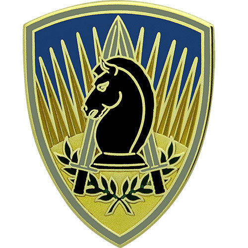 650th Military Intelligence Group Combat Service Identification Badge