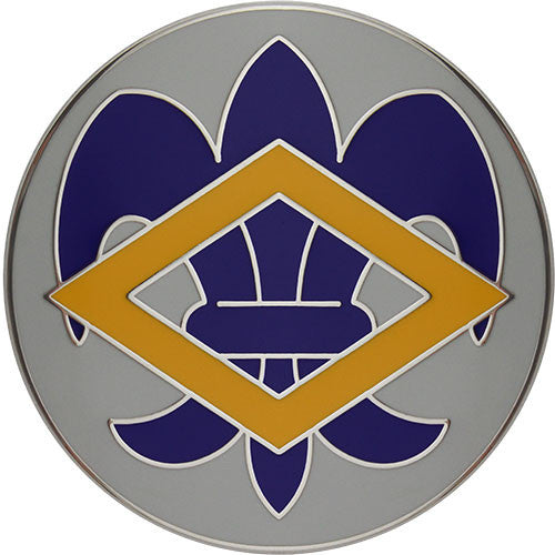 336th Finance Center Combat Service Identification Badge