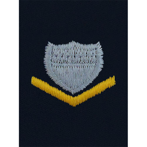 U.S. Coast Guard E-4 - Petty Officer 3rd Class (Embroidered Parka Rank)