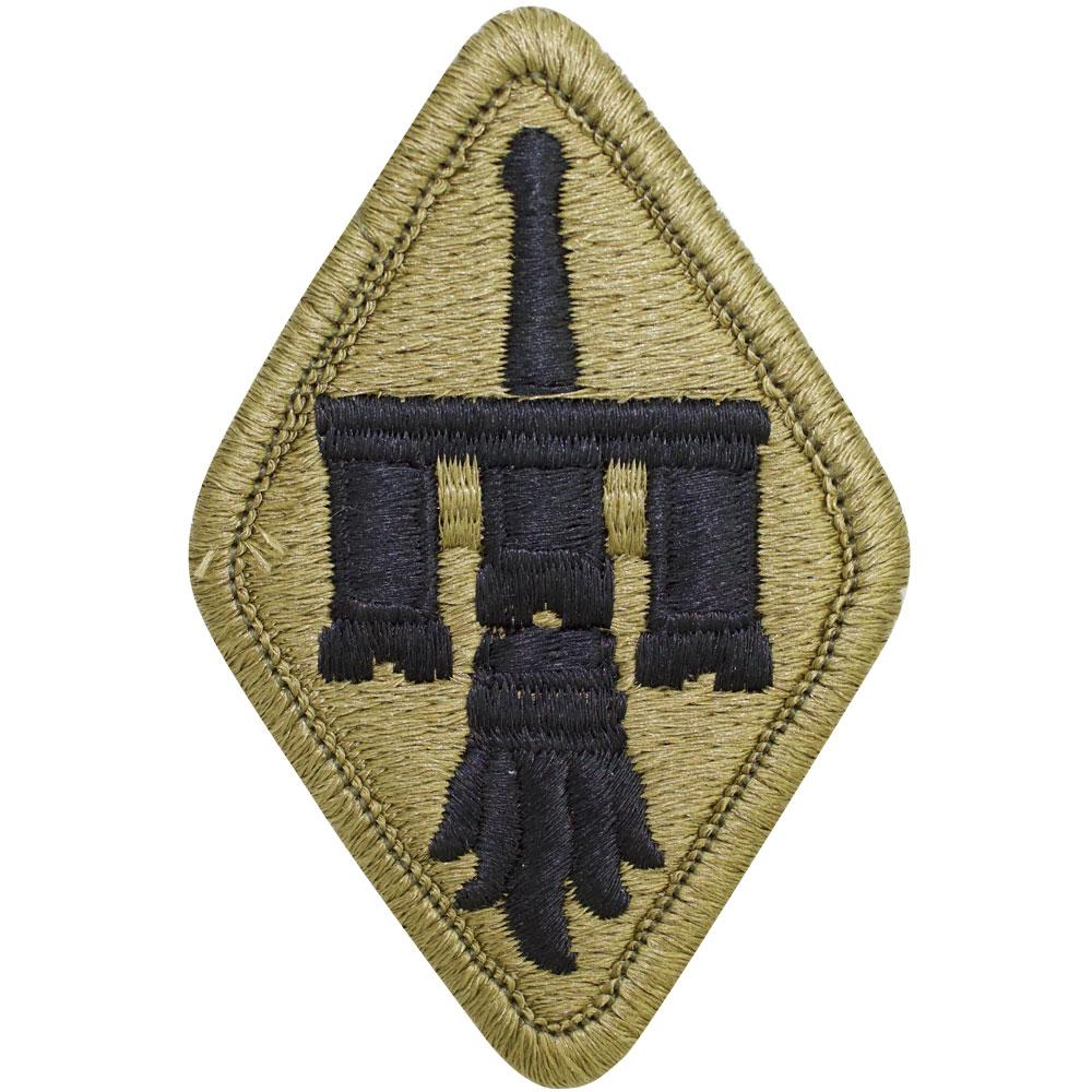 Engineer School (USAES) OCP Patch