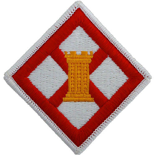 926th Engineer Brigade Class A Patch
