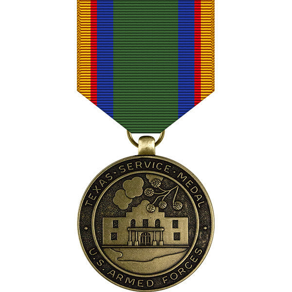 Texas National Guard Federal Service Medal