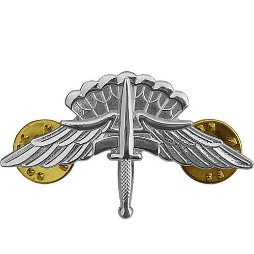 Military Free Fall Parachute (HALO Wings) Badge