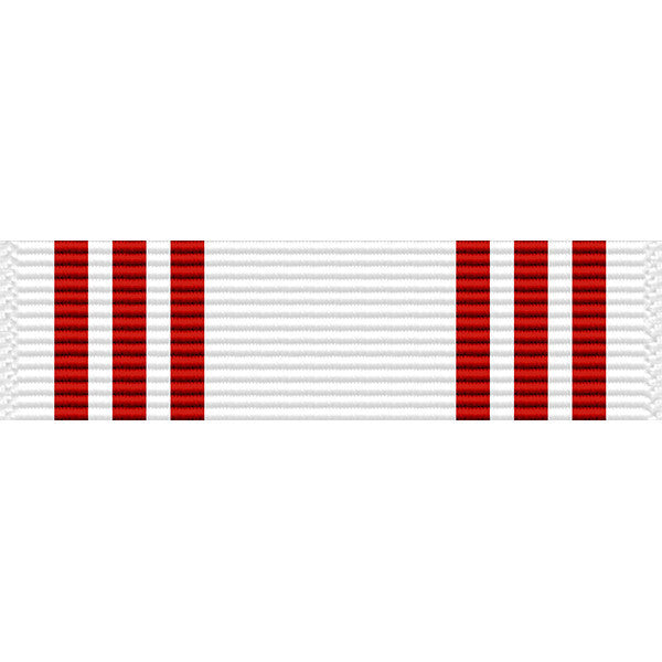 Illinois National Guard Military Attendance Ribbon