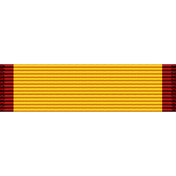 Michigan National Guard Recruiting Ribbon