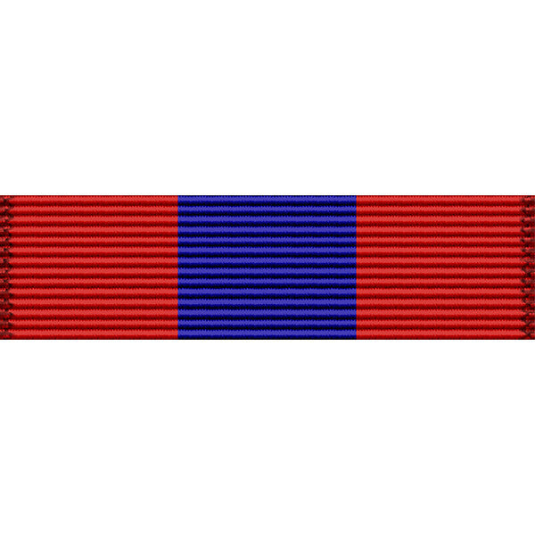 Mississippi National Guard War Medal Ribbon