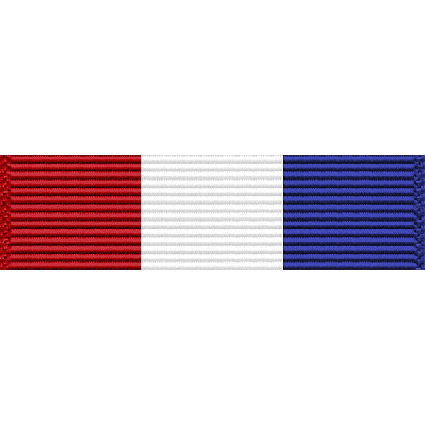 Alaska National Guard Distinguished Service Medal Ribbon