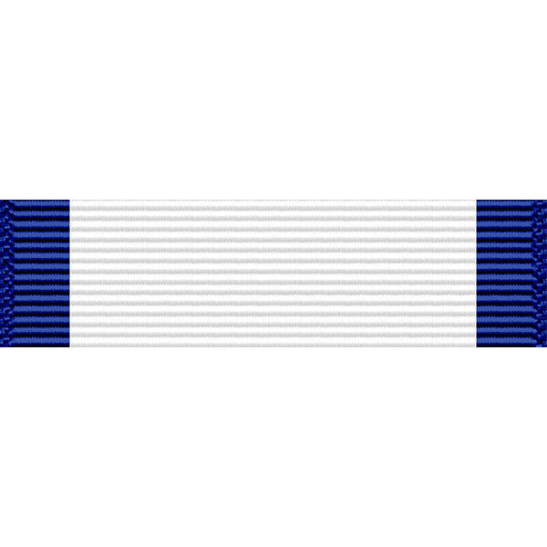 Mississippi National Guard Service School Medal Ribbon