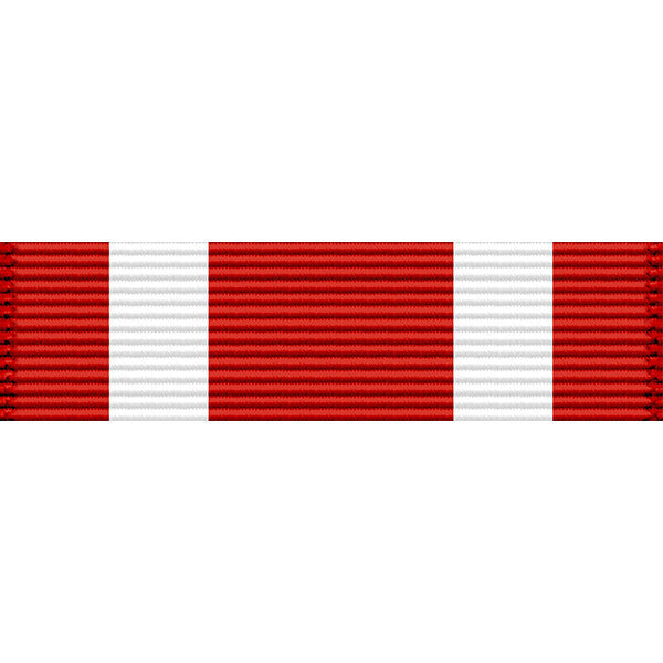 Oklahoma National Guard Star of Valor Medal Ribbon