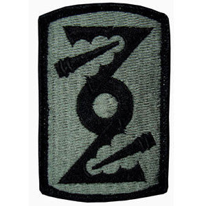 72nd Field Artillery Brigade ACU Patch