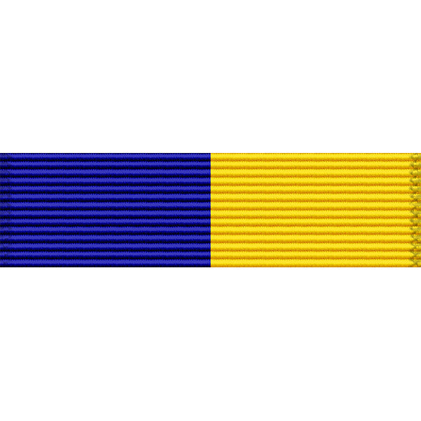 Alaska National Guard Brig. Gen. John R. Noyes Medal Ribbon
