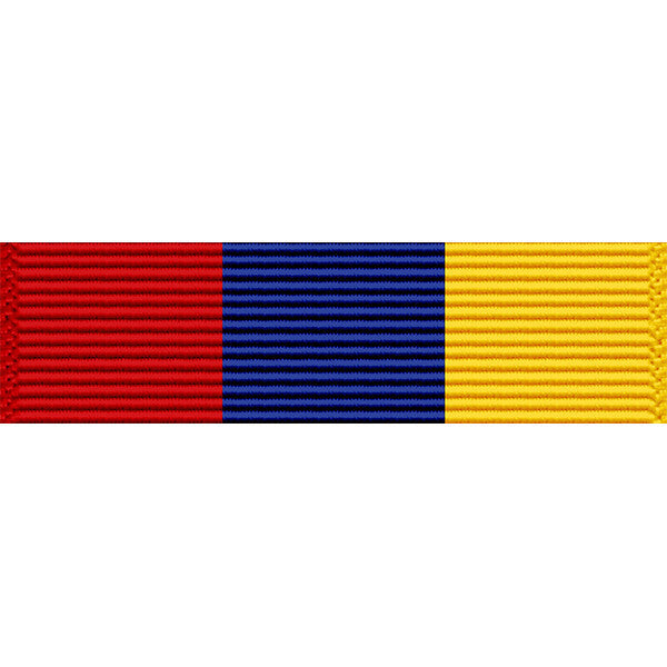New Jersey National Guard State Service Award Ribbon