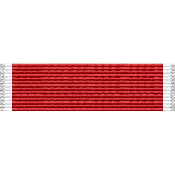 Washington National Guard Cross of Valor Medal Ribbon