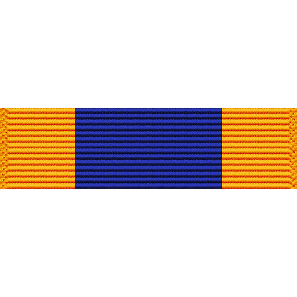 Virgin Islands National Guard Distinguished Service Medal Ribbon